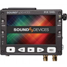 Рекордер Sound Devices Pix 240i