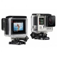 Экшн камера GoPro Hero 4 silver edition