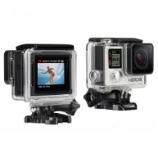 Экшн камера GoPro Hero 4 silver edition