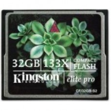 Карта памяти Compact Flash Kigston 16Gb 133x