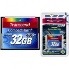 Карта памяти Transcend 32Gb 400x Compact Flash UDMA