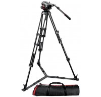 Manfrotto 546GB + 504HDV