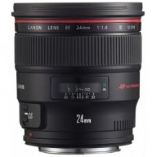Объектив Canon EF 24mm  f/1.4 L ii USM