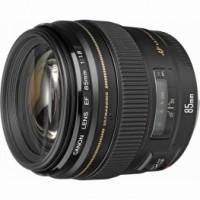 Объектив Canon EF 85mm f/1.8USM