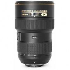 Объектив Nikon 16-35mm f/4G ED AF-S VR