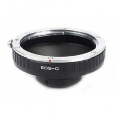 Переходник C mount - Canon EOS