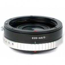 Переходник Canon EOS / Fotodiox Pro EOS - micro 4/3