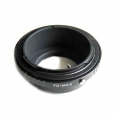 Переходник Canon FD - micro 4/3