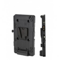 Площадка для аккумулятора V-Mount P-V257, 2xD-tap