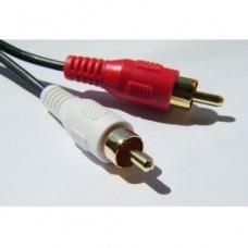Видеошнур RCA-RCA 5м.
