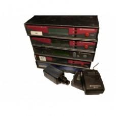 Звуковой комплект Sennheiser w100 g2 для персонального радиомониторинга