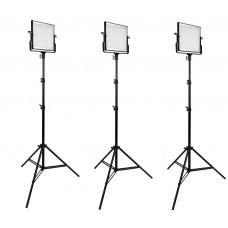 Комплект светодиодных панелей Samtian L4500 Bi-Color Trio