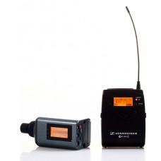 Комплект радиосистемы Sennheiser  EW 100 ENG G3-B и плагона EW 100 G3