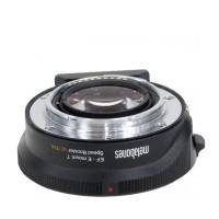 Адаптер Metabones Speed Booster ULTRA II 0.71x, Canon EF на Sony E (APS-C) MB_SPEF-E-BT4