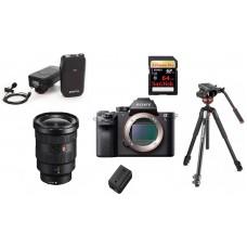 Комплект для блоггера на основе Sony Alpha 7SM2