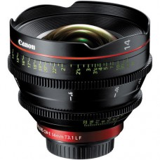Объектив Canon CN-E 14mm T3.1 (EF)