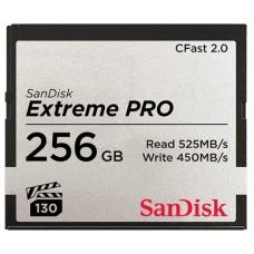 Карта памяти Sandisk Extreme PRO CFast 2.0 256 GB