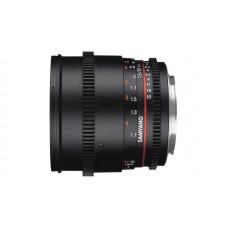 Объектив Samyang 85mm T1.5 AS IF UMC VDSLR II Canon EF