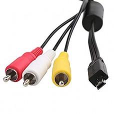 3 RCA(m) - mini USB 1 м