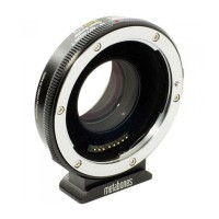 Адаптер Metabones Speed Booster Ultra 0.71х для Canon EF на Micro 4/3 (MFT)