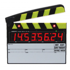 Электронная кинохлопушка-нумератор Ambient ACD 301 RF