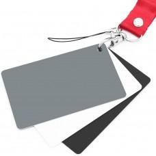 Карты Anwenk Grey Card White Balance Card 18%