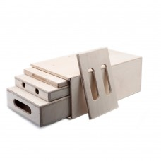 Комплект Apple box (20см, 10см, 5см, 2,5см)