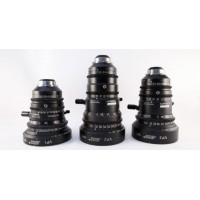 Комплект объективов ARRI/ZEISS VARIABLE PRIME Set (VP1, VP2, VP3)