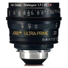 Объектив ARRI Ultra Prime 20mm T1.9 (PL)