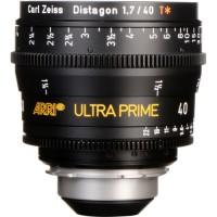 Объектив ARRI Ultra Prime 40mm T1.9 (PL)