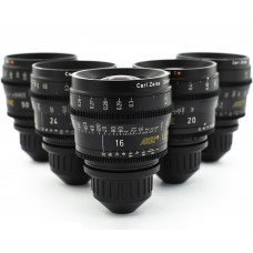 Комплект объективов Arri Ultra Prime Set I (PL)