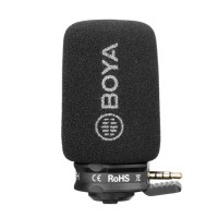 Кардиоидный конденсаторный микрофон Boya BY-A7H 1630