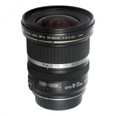 Объектив Canon 10-22 f/3.5-4.5 USM (EF-S)