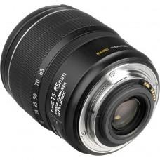 Объектив Canon 15-85 f/3.5-5.6 IS USM (EF-S)