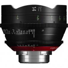 Объектив Canon Sumire Prime 14 T3.1 F PX (PL)