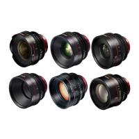 Комплект объективов Canon CN-E Promotion Kit (EF)