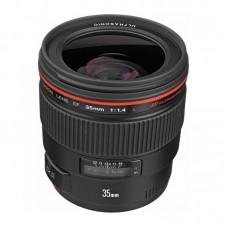 Объектив Canon EF 35 mm f/1.4 L USM