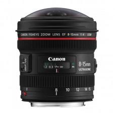 Объектив Canon EF 8-15 f/4.0 L USM Fisheye