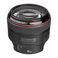 Объектив Canon EF 85mm f/1.2 L II USM