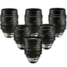 Комплект объективов Cooke miniS4/i Panchro T2.8 (PL)