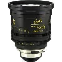 Объектив Cooke miniS4/i (Panchro) 18mm T2.8 (PL)