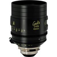 Объектив Cooke S4/i Prime Lens 40mm T2 (PL)