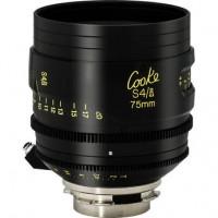 Объектив Cooke S4/i Prime Lens 75mm T2 (PL)