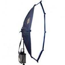 Прибор постоянного света Dedolight 400W c октобоксом 150 см