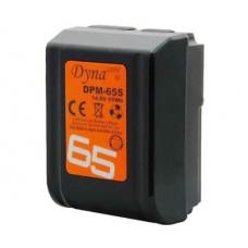 Аккумулятор V-Mount Dynacore DPM-65S