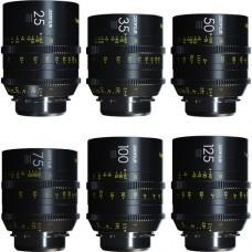 Комплект объективов  DZOFilm VESPID 6-Lens Kit A (PL)