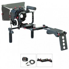 Плечевой упор Filmcity Shoulder Rig для BM Production 4K
