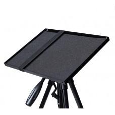 Столик Fotokvant SM-CL6 для планшета, ноутбука, проектора с креплением на штатив