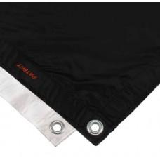Текстиль: отражатель/флаг (white/black, 360 см x 360 см) 12х12