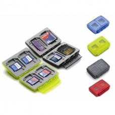 Кейс для карт памяти Gepe Card Safe Extreme